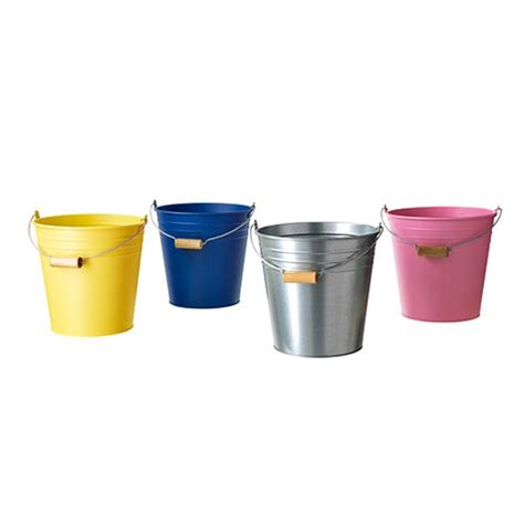 ikea outdoor planters hosto bucket planter by ikea garden planters
