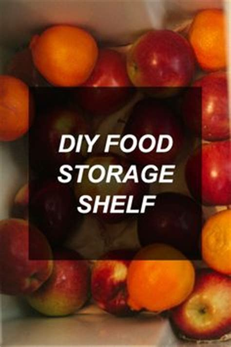 Emergency Food Shelf by Survival Shelf Link Resource Site Now Closed