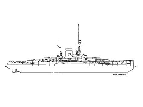 dessin bateau guerre bateaux de guerre coloriages des transports