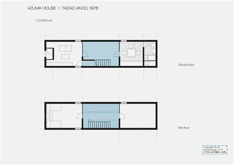 Rectangular Ranch House Plans Art And Architecture Tadao Ando And Azuma House