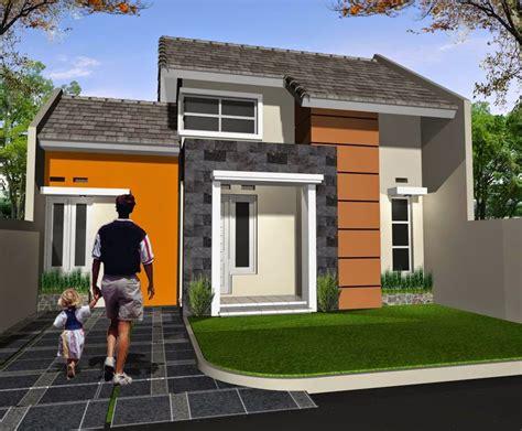 contoh rumah minimalis sederhana terbaru fimell
