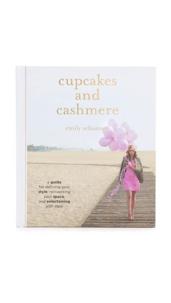 cupcakes and cashmere books with style cupcakes and cashmere shopbop