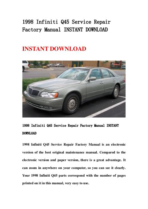 free car repair manuals 2003 infiniti i user handbook jeep 2009 grand cherokee owners manual pdf download autos post