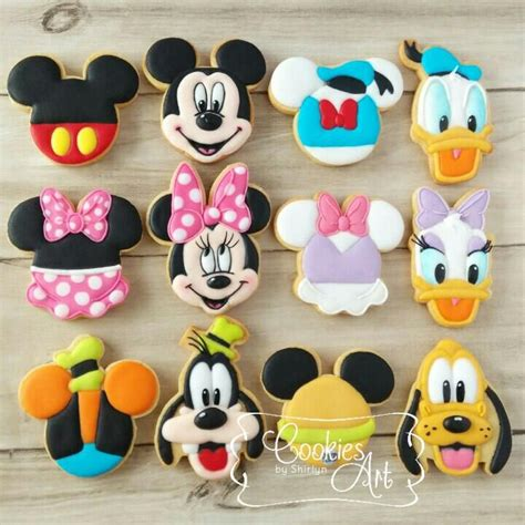 25 best ideas about disney cookies on
