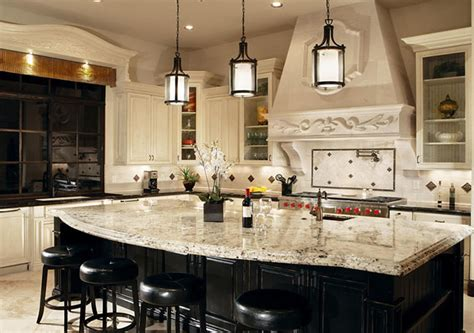 Luxury Kitchen Islands Luxury Kitchen Islands Interior Design