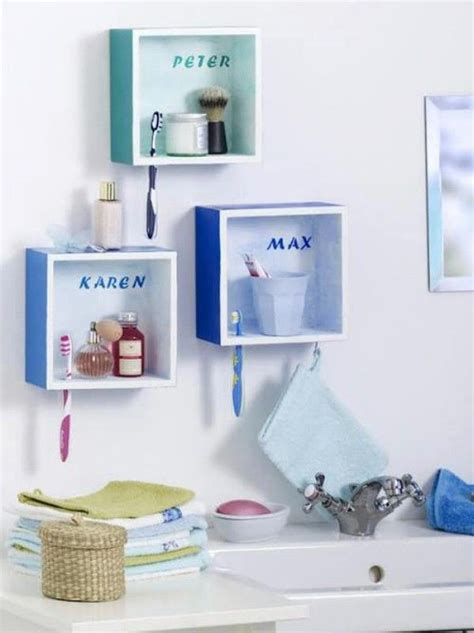 bathroom wall solutions 30 brilliant bathroom organization and storage diy