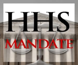 donohue contraception mandate will be fought with hhs mandate final rules catholic league