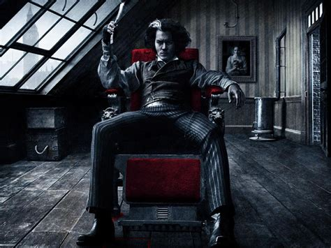 Tim Burtons Sweeney Todd by Helena Bonham The Best Picture Project