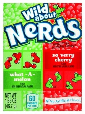 Wonka Nerds Strawberry Grape Candies 47 Gr planet