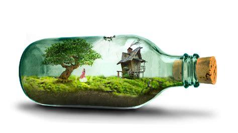 life in a bottle by swoboso on deviantart