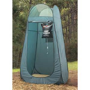 guide gear pop up shelter with solar shower 114976