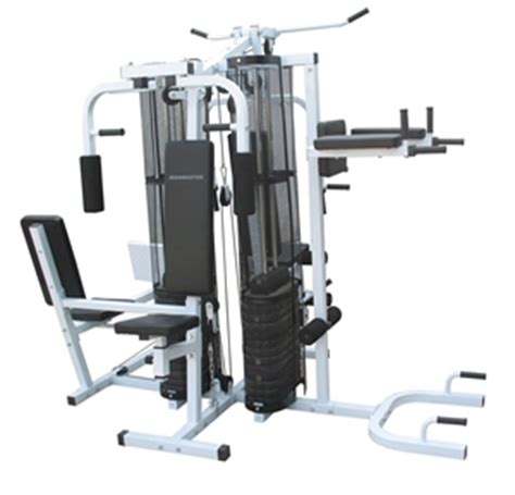 ironmaster multi 4 station home 190kgs 420lbs of