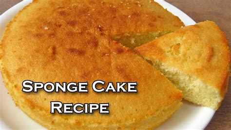 basic sponge cake recipe www imgkid com the image kid