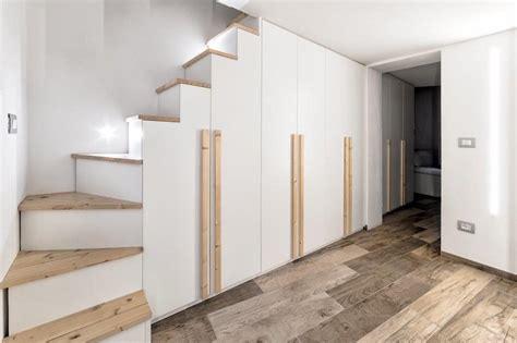 scale armadio scale in legno su misura atanor falegnameria bologna