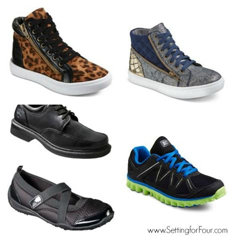 Top 10 Must Sandals by Top Ten Must Haves For Back To School Setting For Four