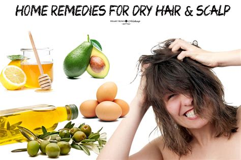 home remedies for hair scalp effective