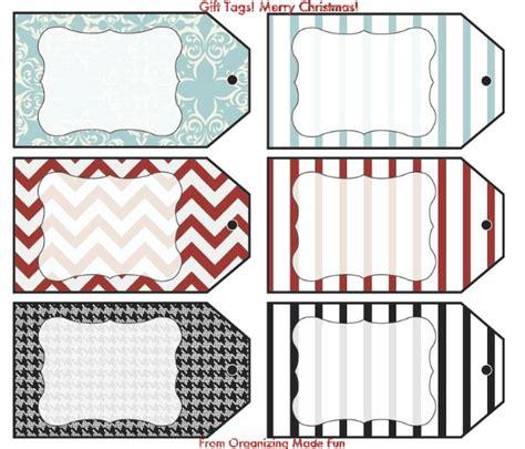 printable sheet of christmas gift tags free printables thank you cards gift tags christmas