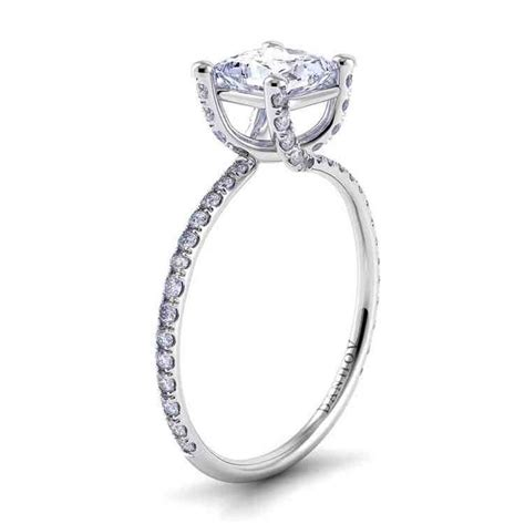 single engagement ring 36 best princess cut engagement rings images on