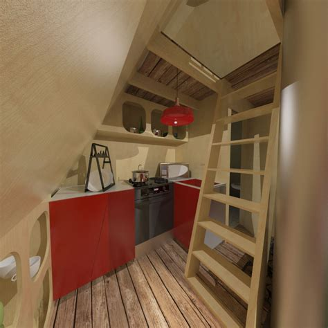 a frame tiny house plans a frame tiny house plans