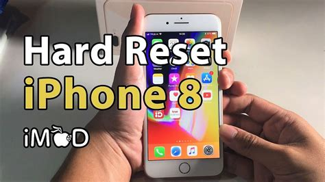 ว ธ การ restart reset iphone 8 iphone 8 plus