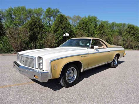 el camino for sale 1976 chevrolet el camino for sale classiccars cc