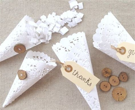 Wedding Paper Crafts - five crafts to make with paper doilies paper doilies