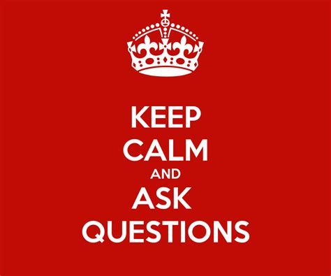 what is an ask asking meaningful questions education resource group