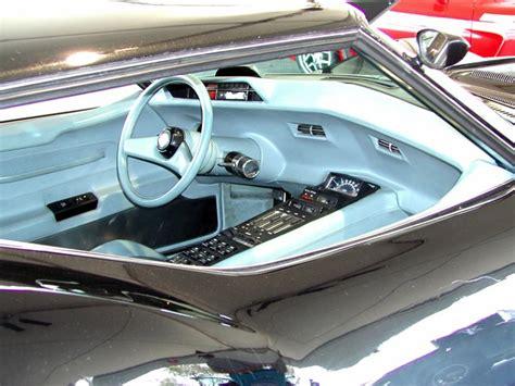 Fiberglass Mirror by Corvette Museum To Display Historic Corvette Concepts
