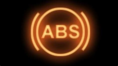 Abs Light by Resetting The Abs Light