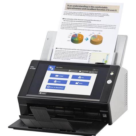 scanner bureau fujitsu n7100 scanner de bureau a4