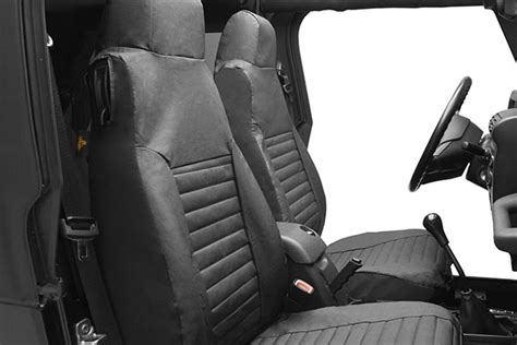 2000 Jeep Wrangler Seat Covers Bestop Jeep Vinyl Seat Covers Free Shipping