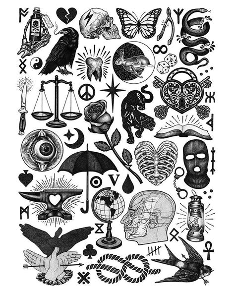 tattoo flash art sheets see this instagram photo by lloydstratton 492 likes