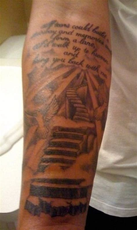 stairway to heaven tattoo stairway to heaven picture at checkoutmyink