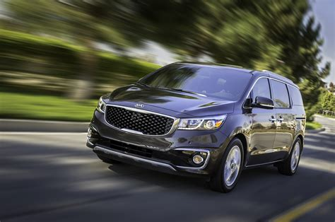 Kia Sedona Mpg 2017 Kia Sedona Reviews And Rating Motor Trend