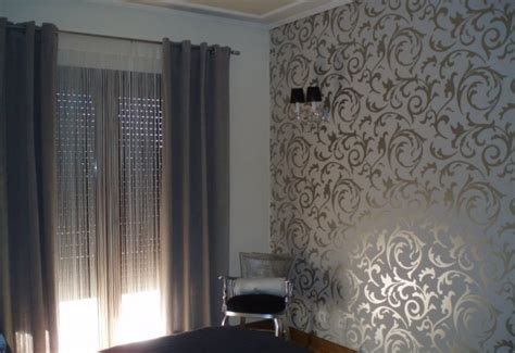 decoracion paredes con papel papel de decoraci 243 n para paredes