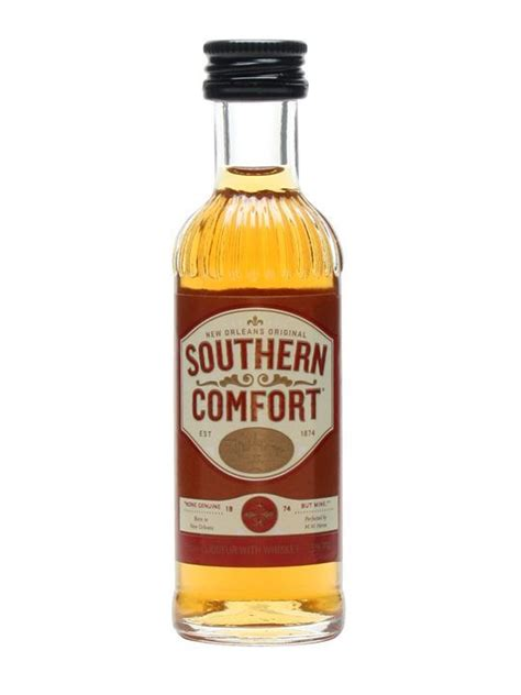 What Is Southern Comfort Made From by Southern Comfort Liqueur Miniature