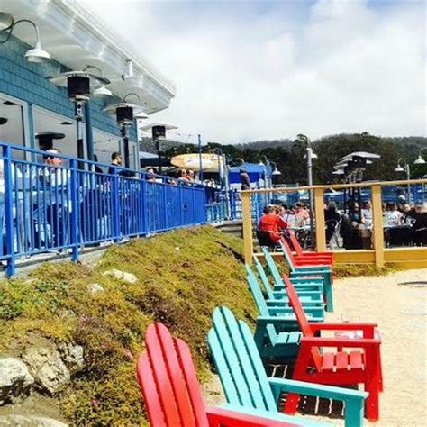 Sam S Chowder House by Patio Picture Of Sam S Chowder House Half Moon Bay