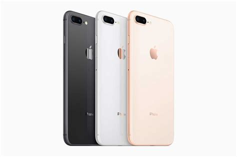 apple iphone 8 plus מפרט מלא
