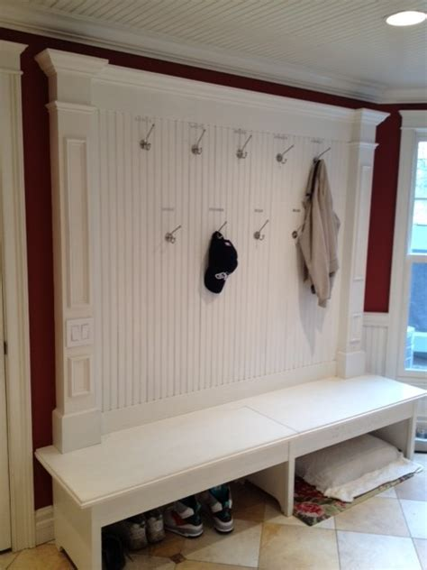 laundry room bench mudroom laundry room makeover traditional laundry