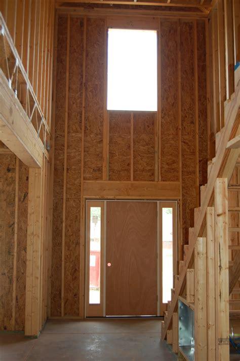 Temporary Door Solutions Interior Home Building Project Interior Details