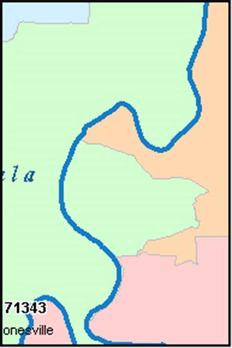 jonesville louisiana map jonesville louisiana la zip code map downloads