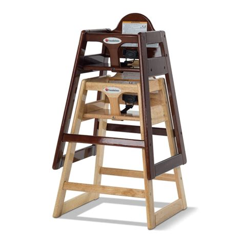 foundations 4501859 ultimate food service high chair