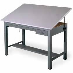 Mayline Ranger Drafting Table Metal Drafting Tables