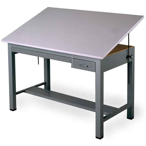 mayline drafting table metal drafting tables