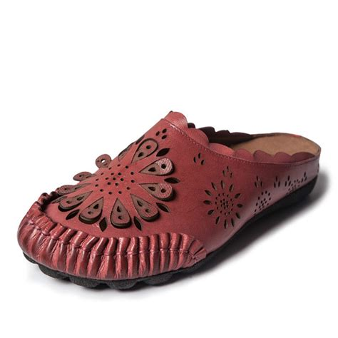 comfortable leather sandals comfortable flat leather sandals womens cw306201
