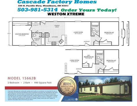 home design xtreme 15662b weston xtreme floor plan