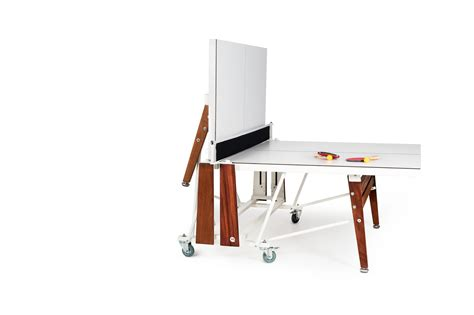 folding ping pong table top rs barcelona folding ping pong table