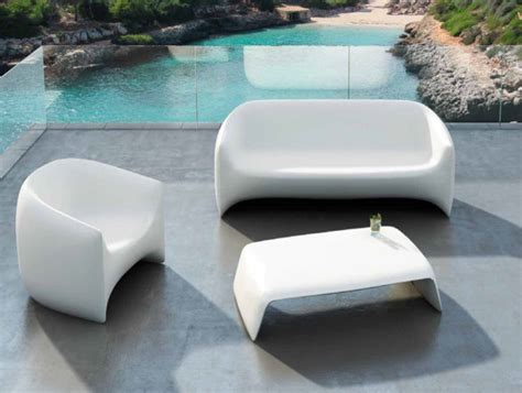 ultra modern patio furniture vondom sofa contemporary outdoor sofas other