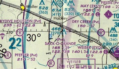 houston sectional chart abandoned little known airfields texas northwestern