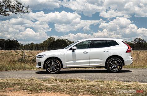 volvo xc60 white 2018 volvo xc60 t8 review video performancedrive